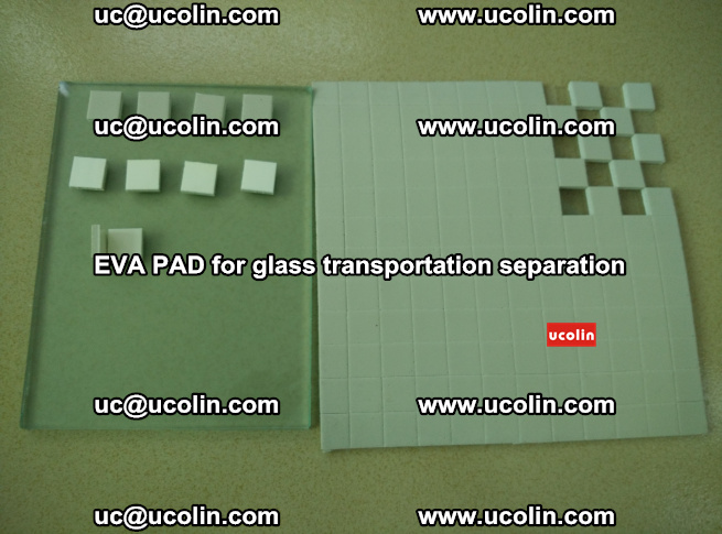 EVA PAD for safety laminated glass transportation separation (58)