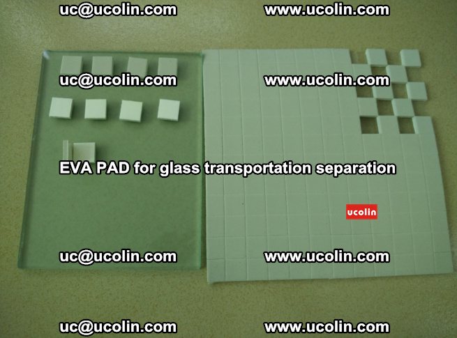 EVA PAD for safety laminated glass transportation separation (59)