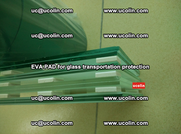 EVA PAD for transportation of safety laminated glass EVAFORCE EVASAFE EVALAM (44)