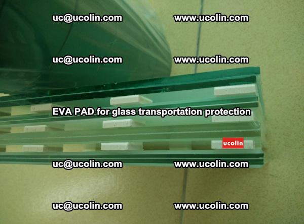EVA PAD for transportation of safety laminated glass EVAFORCE EVASAFE EVALAM (55)