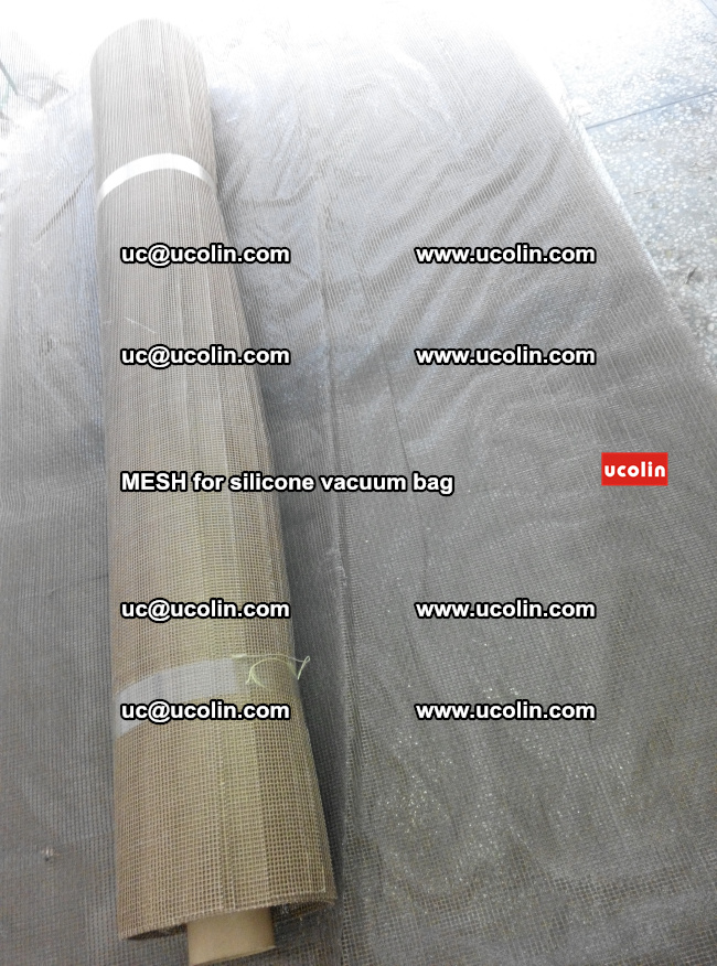 MESH for silicone vacuum bag in laminated safety glazing (23)
