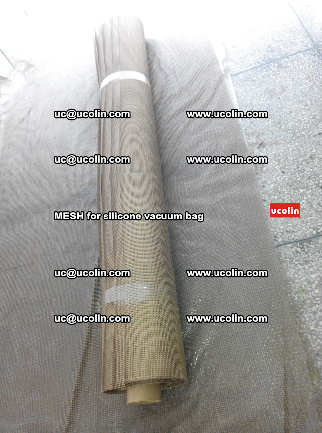 MESH for silicone vacuum bag in laminated safety glazing (24)