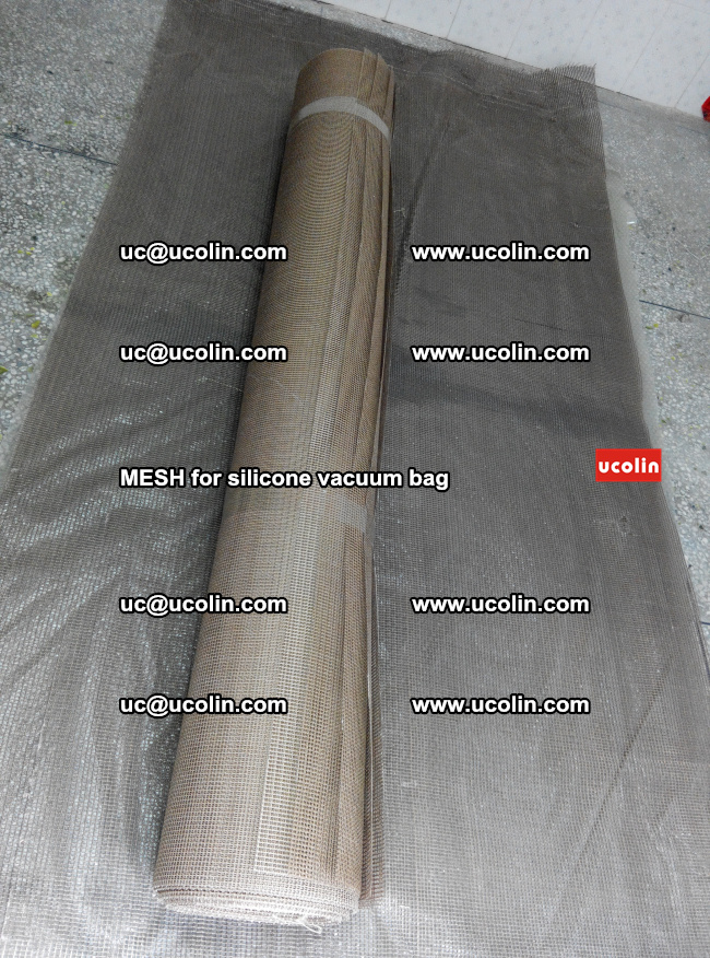 MESH for silicone vacuum bag in laminated safety glazing (27)