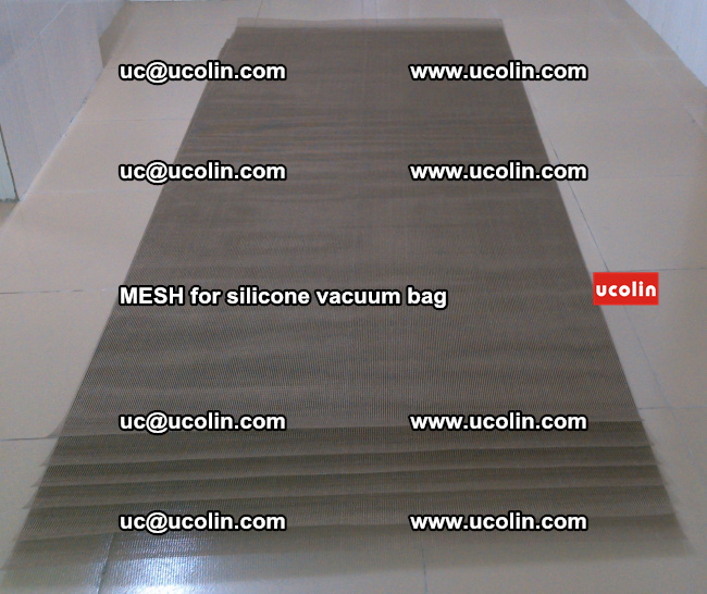 MESH for silicone vacuum bag in laminated safety glazing (8)