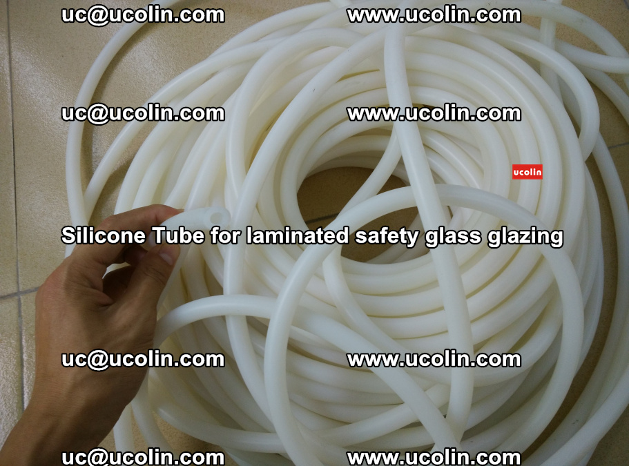 Silicone Tube for EVALAM EVALAM MASSIVE EVASAFE COOLSAFE EVAFORCE safety glazing (10)