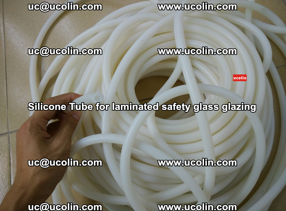 Silicone Tube for EVALAM EVALAM MASSIVE EVASAFE COOLSAFE EVAFORCE safety glazing (11)