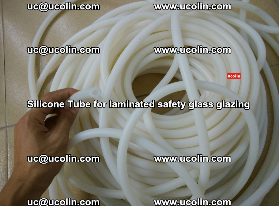 Silicone Tube for EVALAM EVALAM MASSIVE EVASAFE COOLSAFE EVAFORCE safety glazing (12)