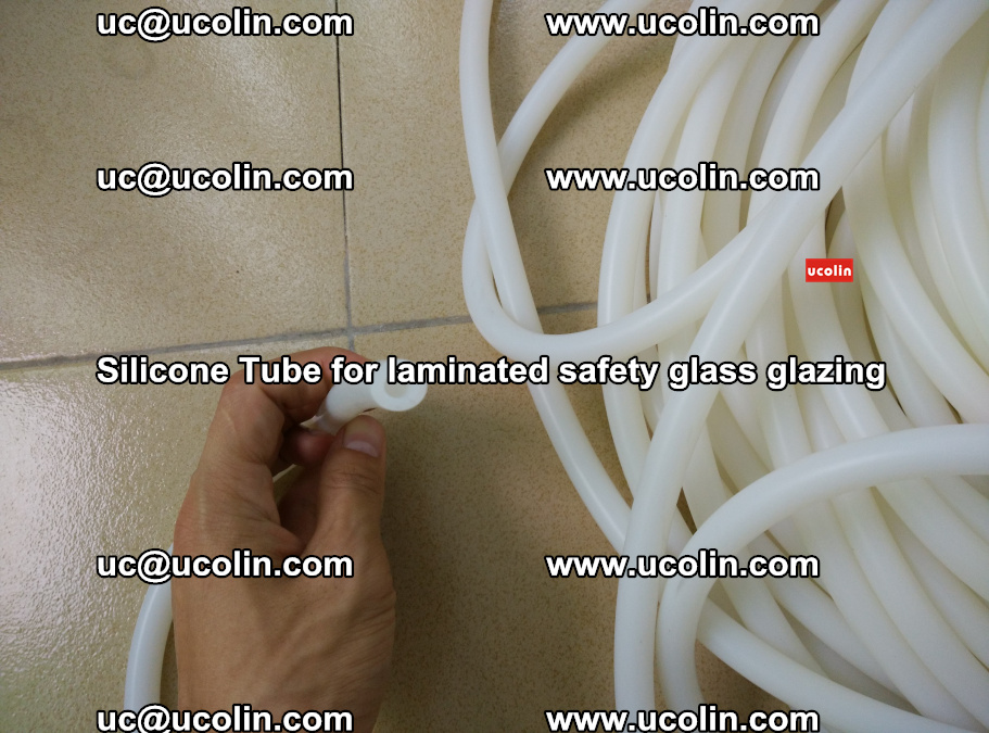 Silicone Tube for EVALAM EVALAM MASSIVE EVASAFE COOLSAFE EVAFORCE safety glazing (2)