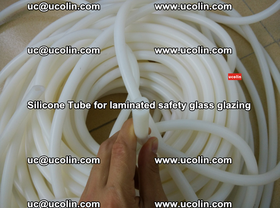 Silicone Tube for EVALAM EVALAM MASSIVE EVASAFE COOLSAFE EVAFORCE safety glazing (32)