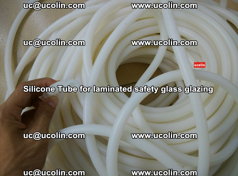Silicone Tube for EVALAM EVALAM MASSIVE EVASAFE COOLSAFE EVAFORCE safety glazing (4)