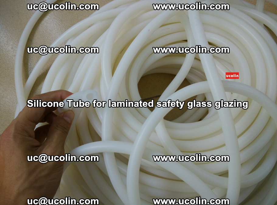 Silicone Tube for EVALAM EVALAM MASSIVE EVASAFE COOLSAFE EVAFORCE safety glazing (6)