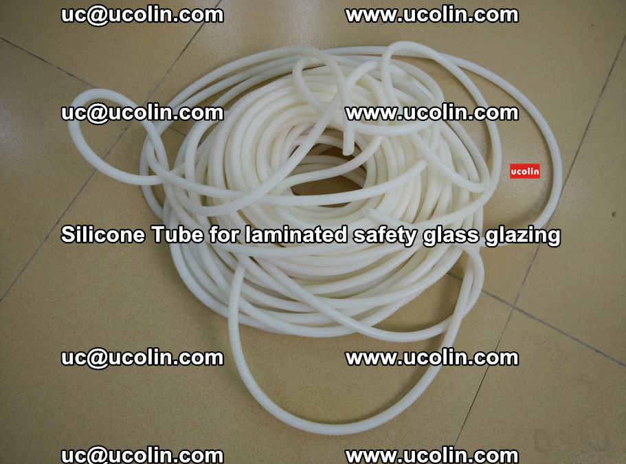 Silicone Tube for EVALAM EVALAM MASSIVE EVASAFE COOLSAFE EVAFORCE safety glazing (60)