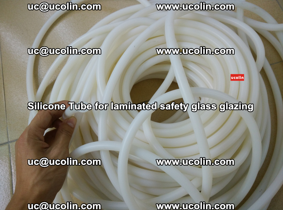 Silicone Tube for EVALAM EVALAM MASSIVE EVASAFE COOLSAFE EVAFORCE safety glazing (7)