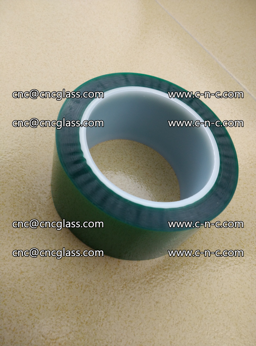 PET GREEN TAPE for laminated glass safety glazing (18)