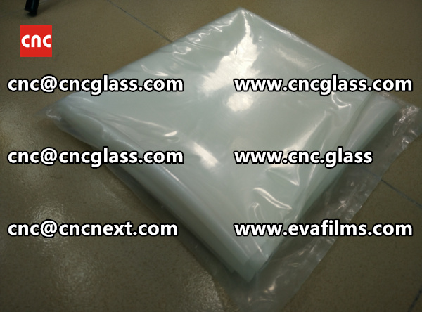 EVA (ethylene vinyl acetate copolymer) interlayer film for decorative laminated glass  (11)