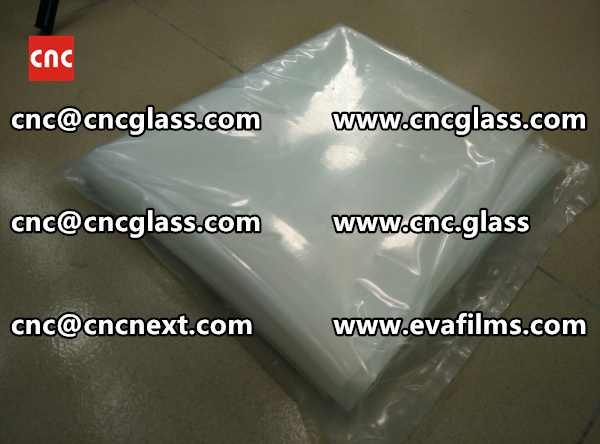 EVA (ethylene vinyl acetate copolymer) interlayer film for decorative laminated glass  (12)