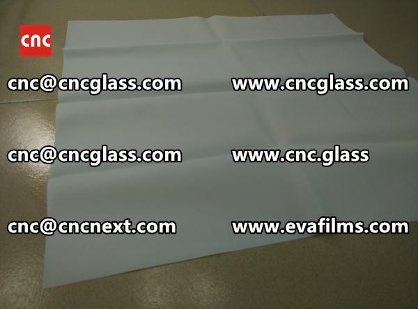 SAFETY GLASS INTERLAYER eva film samples (6)