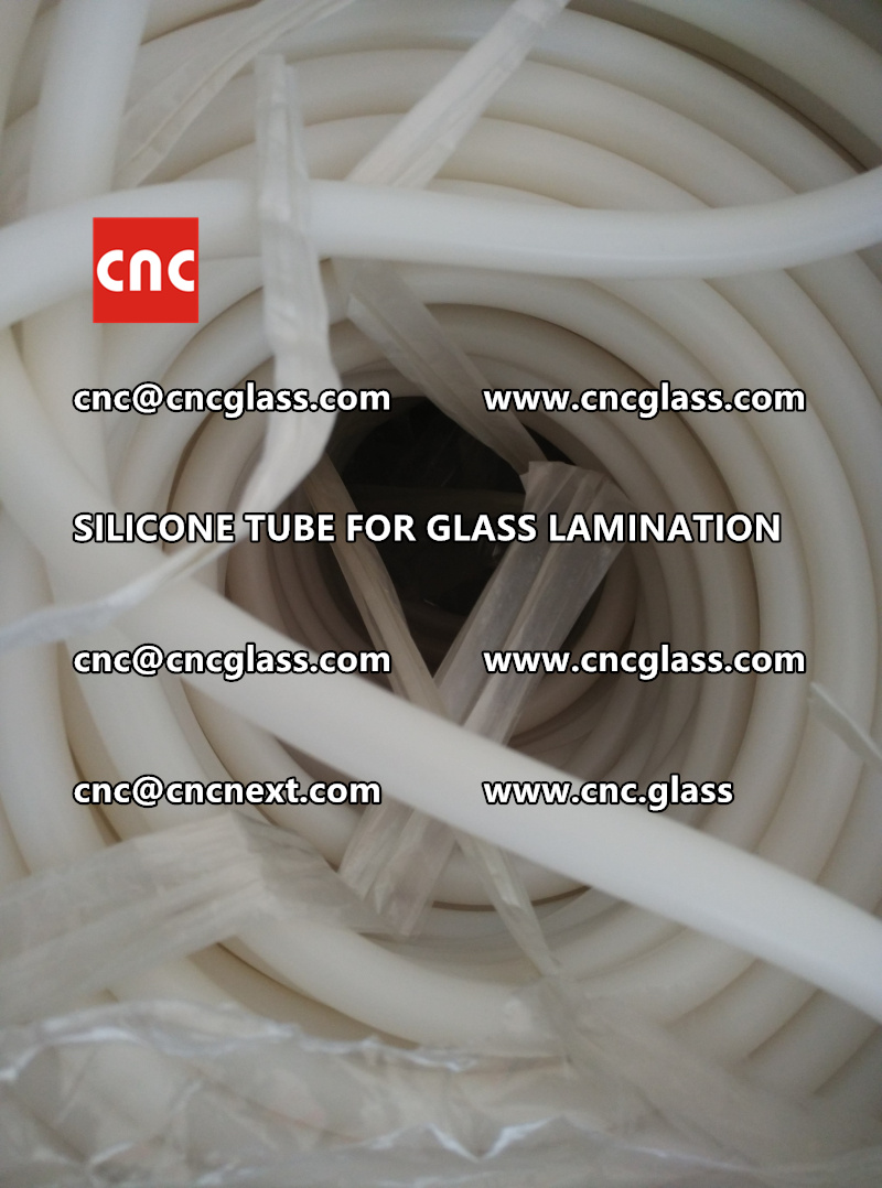 SILICONE TUBE for glass lamination vacuuming (1)