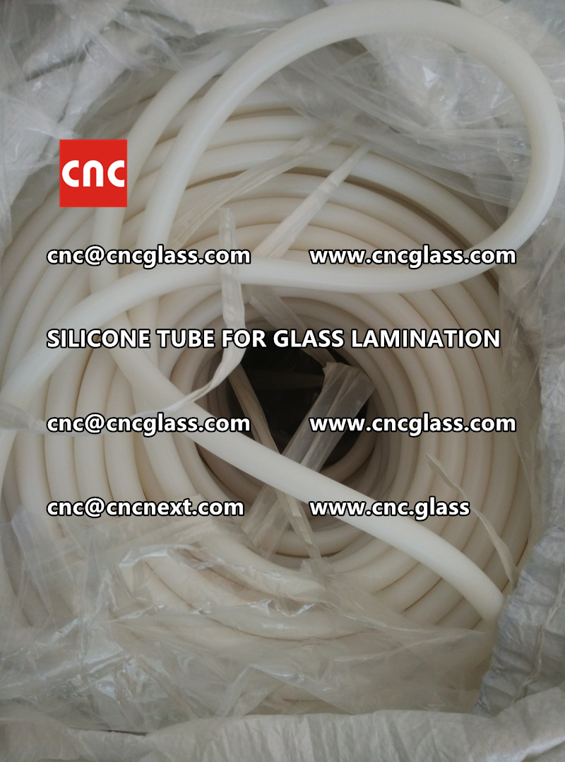 SILICONE TUBE for glass lamination vacuuming (4)