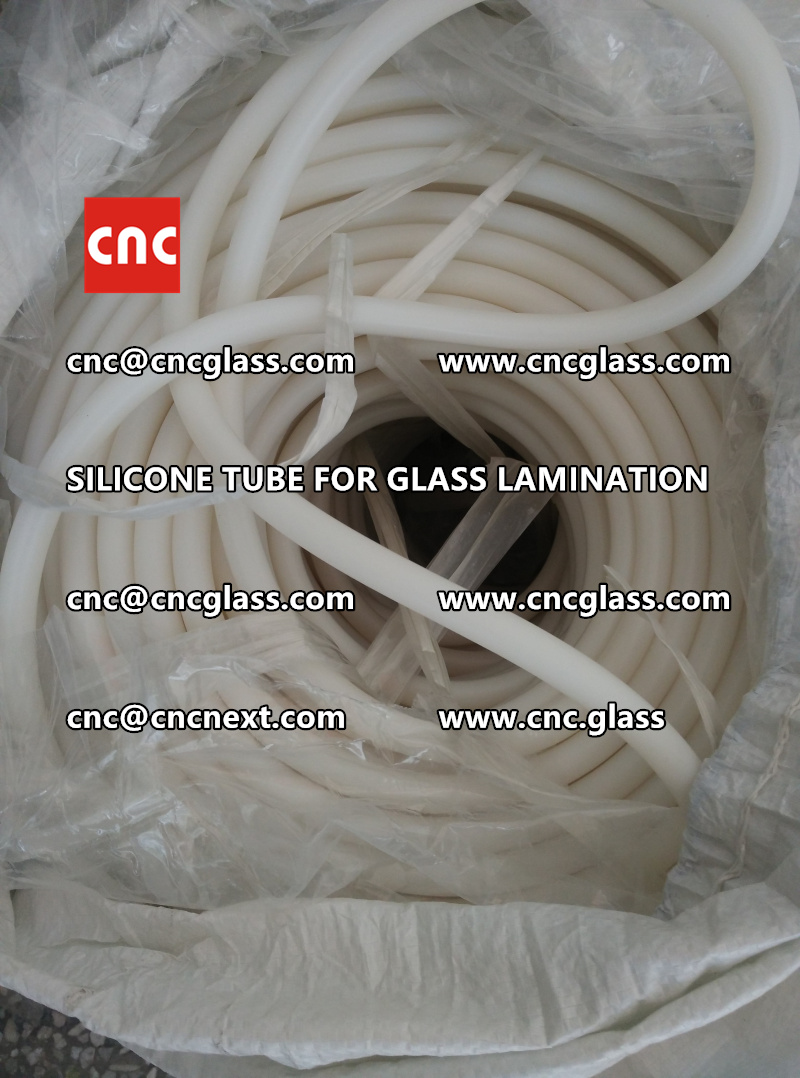 SILICONE TUBE for safety glass lamination vacuuming  (3)