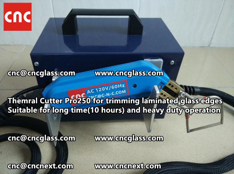 HEATING KNIFE HOT KNIFE THERMAL CUTTER for cleaning laminated glass edges EVA (18)