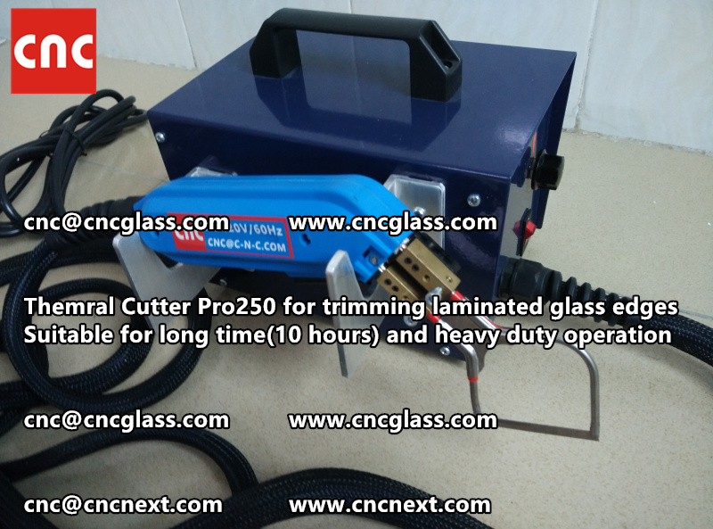 HEATING KNIFE HOT KNIFE THERMAL CUTTER for cleaning laminated glass edges EVA (36)