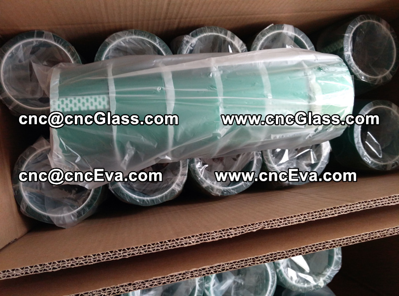 Polyester with Silicone Adhesive Tape Polyester Film PET Tape (1)