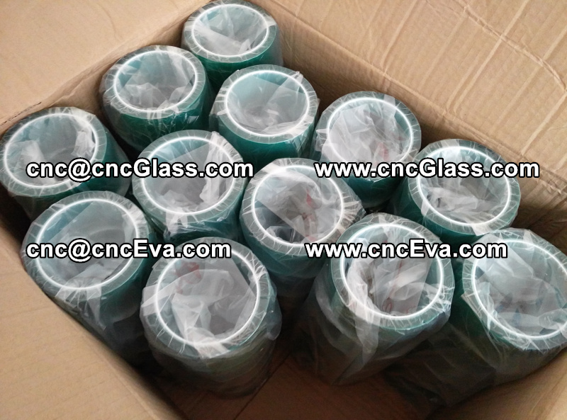 Polyester with Silicone Adhesive Tape Polyester Film PET Tape (3)