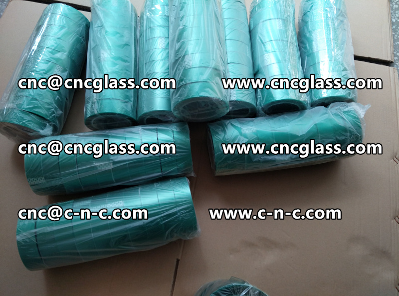 heat resistance PET green tape (4)