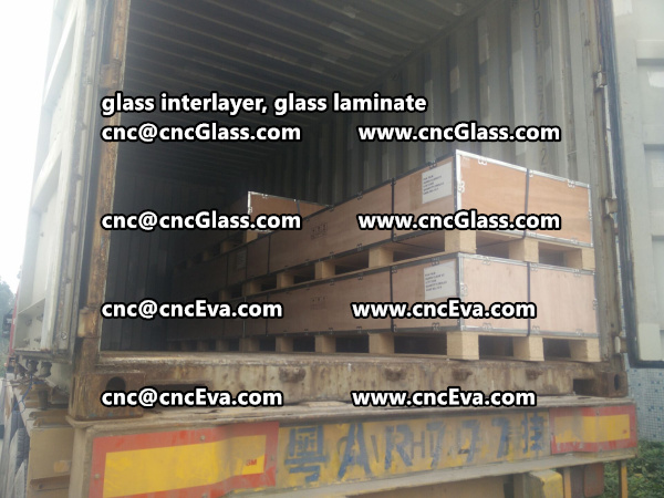 glass eva interlayer packing (2)
