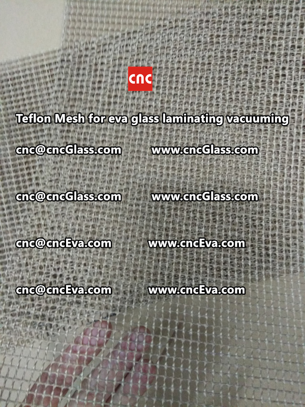Silicone mesh for silicone vacuum bag laminating eva film interlayer (1)