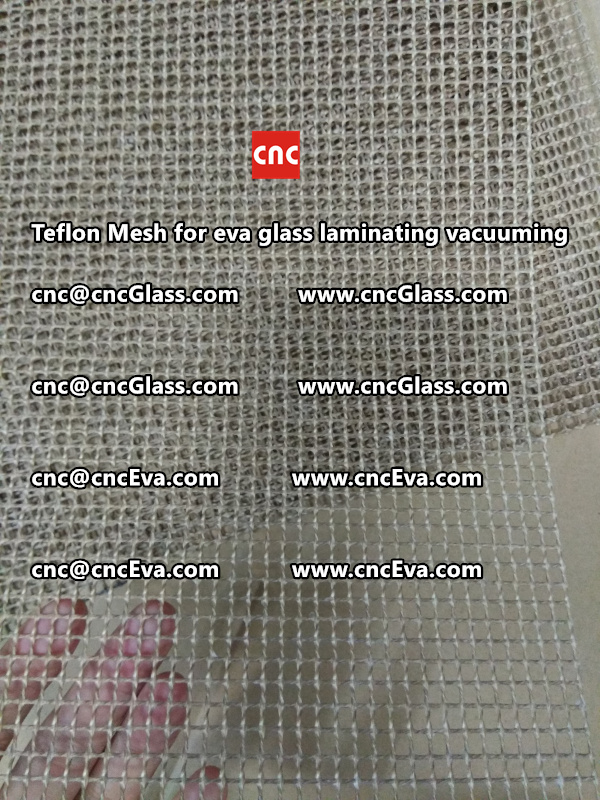 Silicone mesh for silicone vacuum bag laminating eva film interlayer (10)