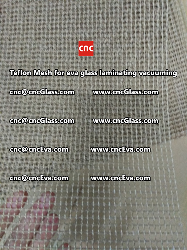 Silicone mesh for silicone vacuum bag laminating eva film interlayer (11)