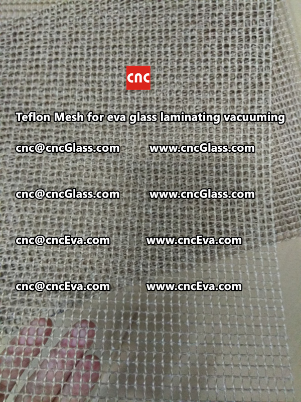 Silicone mesh for silicone vacuum bag laminating eva film interlayer (12)