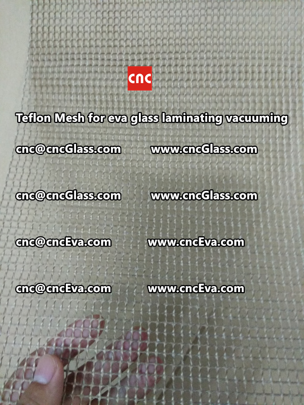 Silicone mesh for silicone vacuum bag laminating eva film interlayer (2)