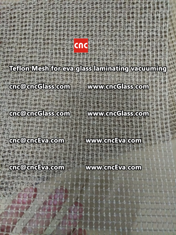 Silicone mesh for silicone vacuum bag laminating eva film interlayer (4)