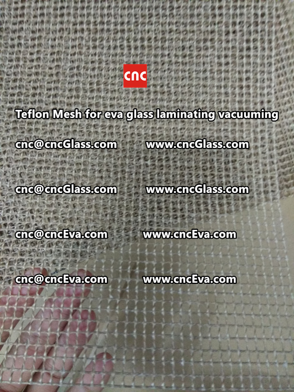 Silicone mesh for silicone vacuum bag laminating eva film interlayer (5)