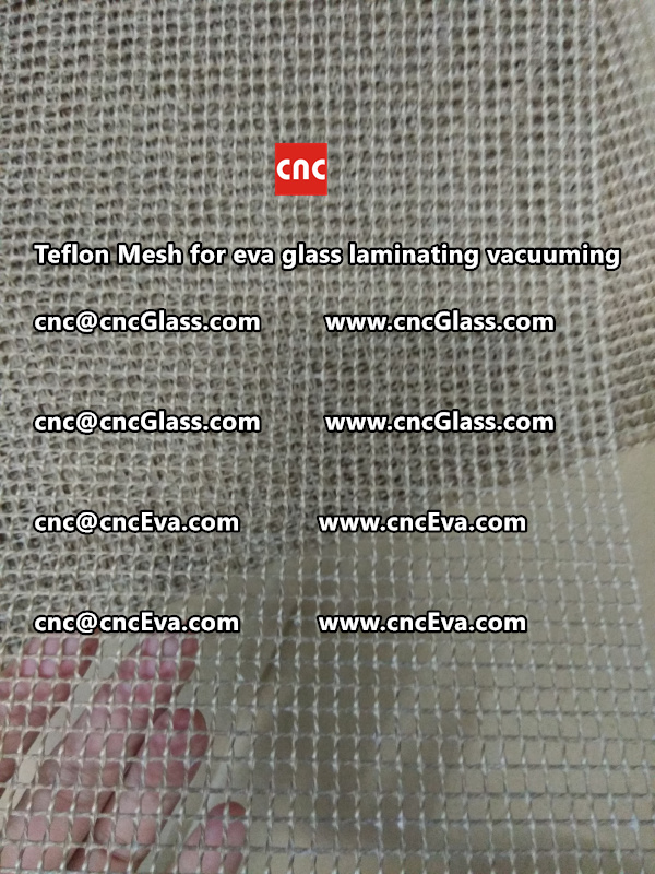 Silicone mesh for silicone vacuum bag laminating eva film interlayer (8)