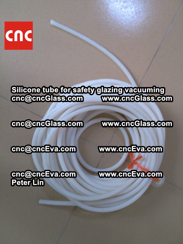 silicone-tube-for-safety-glazing-lamination-vacuuming